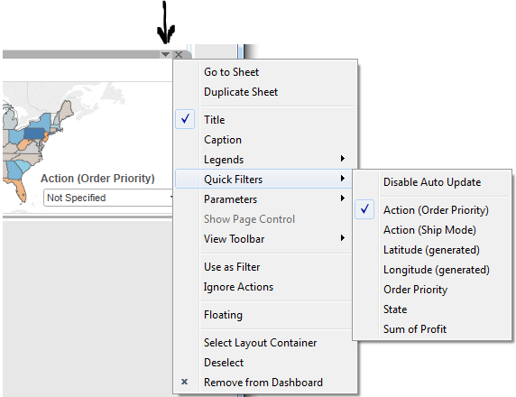 Dynamically Set Default Values for Quick Filters in Tableau | VizPainter