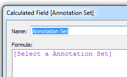 Calculated field that returns selected value of parameter