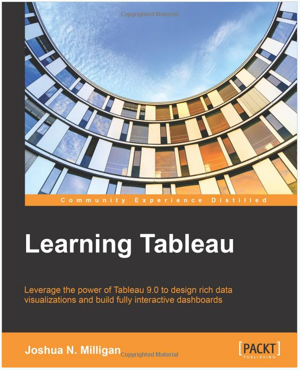 Learning Tableau by Joshua N. Milligan