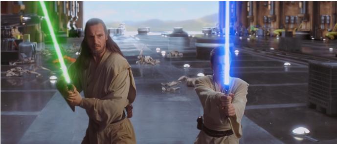 Qui Gon prefers Continuous while Obi Wan likes Discrete.  I prefer Episodes 4 - 6.