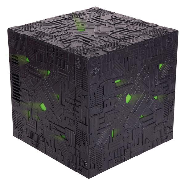 Cube resistance is futile!