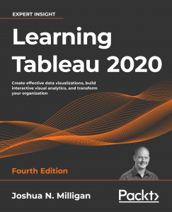 Learning Tableau 2020 Book Cover