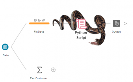 Python in Tableau Prep